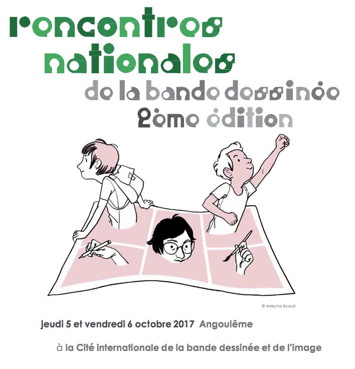 Actes desdeuxièmes Rencontres nationales delabande dessinée